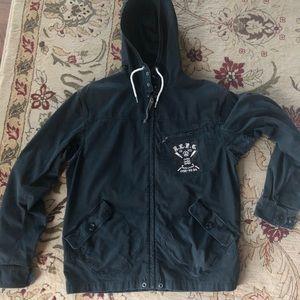 Vintage Polo Ralph Lauren Hooded jacket